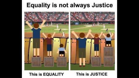 uguaglianza ee giustizia